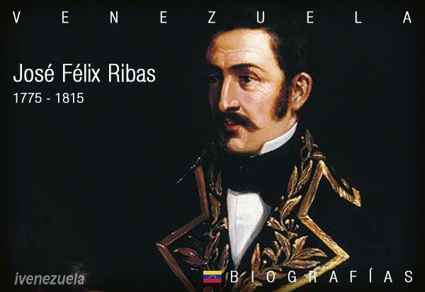 José Félix Ribas | Biografía