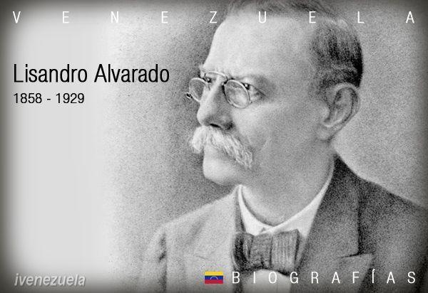 Lisandro Alvarado | Biografía