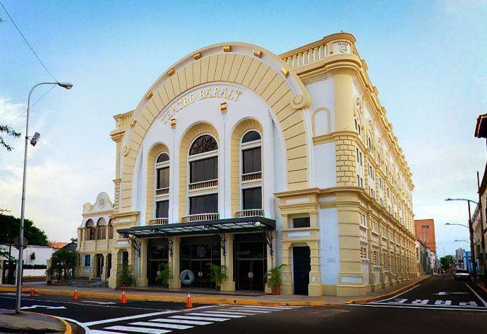 Teatro Baralt en la ciudad de Maracaibo