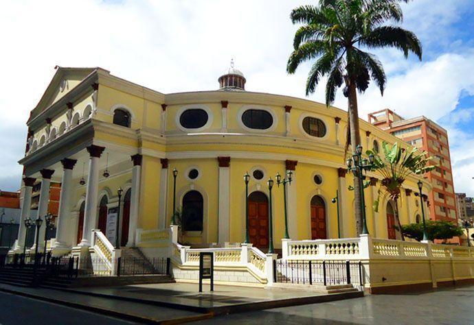 Teatro Municipal de Caracas Alfredo Sadel