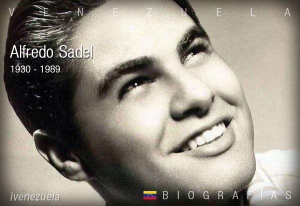 Alfredo Sadel | Biografía