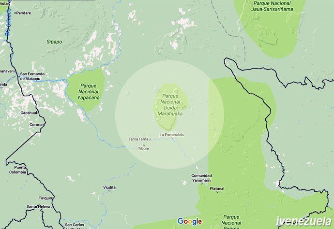 Parque Nacional Duida-Marahuaca