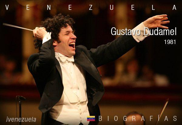 Gustavo Dudamel | Biografía | Director de Orquesta