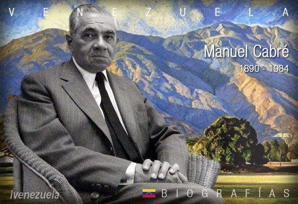 Manuel Cabré | Biografía | El Pintor de El Ávila