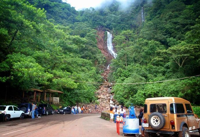 Parque Nacional Chorro El Indio   Táchira