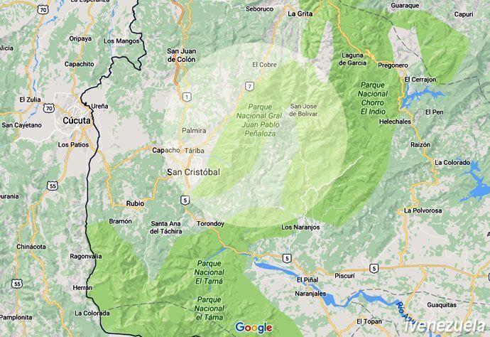 Parque Nacional General Juan Pablo Peñaloza