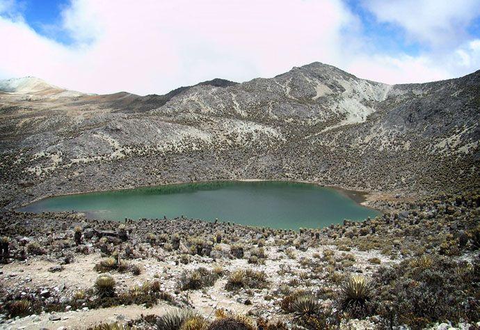 Parque Nacional Sierra de La Culata   Mérida   Trujillo