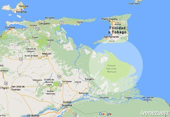 Parque Nacional Mariusa | Delta Amacuro