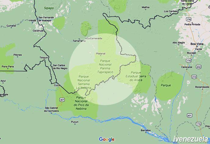 Parque Nacional Parima-Tapirapecó