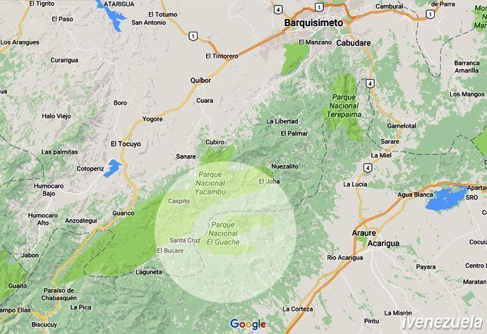 Parque Nacional El Guache