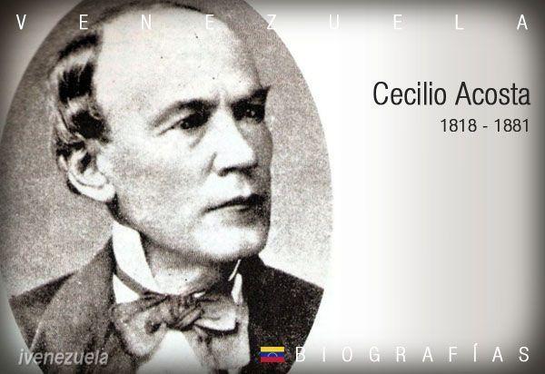 Cecilio Acosta | Biografía | Humanista y Jurista