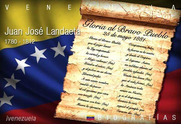 Juan José Landaeta | Biografía | Músico