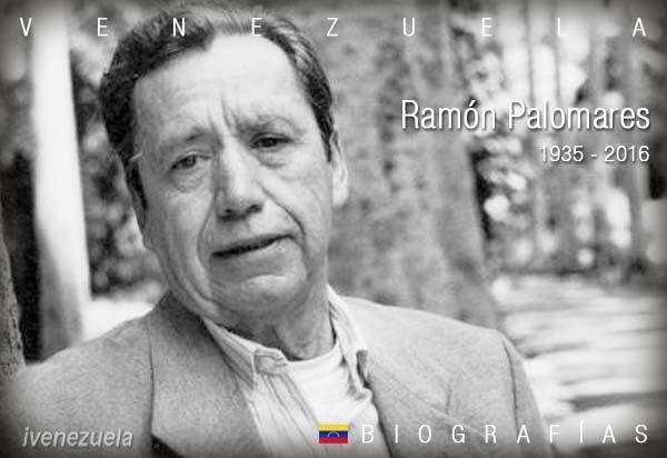 Poeta Ramón Palomares | Biografía