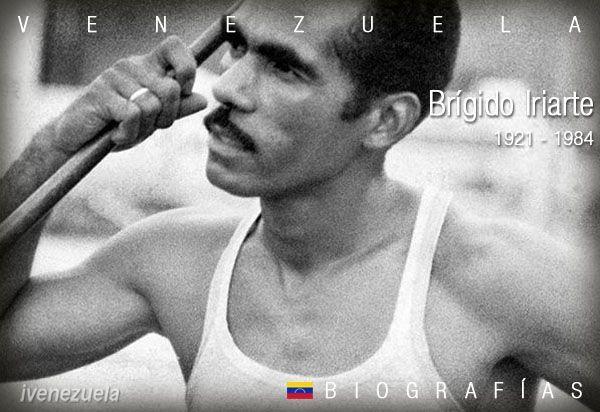 Brígido Iriarte | Biografía | Multiatleta venezolano