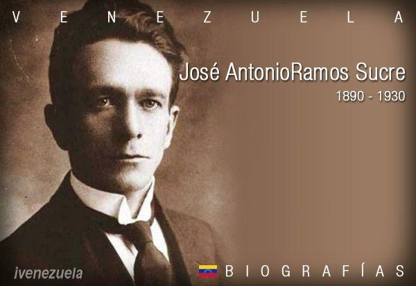 José Antonio Ramos Sucre | Biografía | Poeta