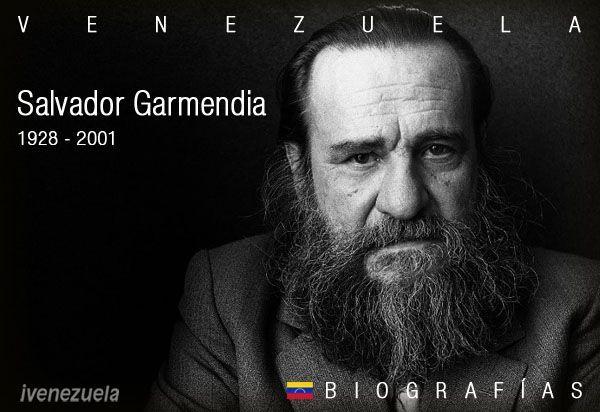 Salvador Garmendia | Biografía | Escritor