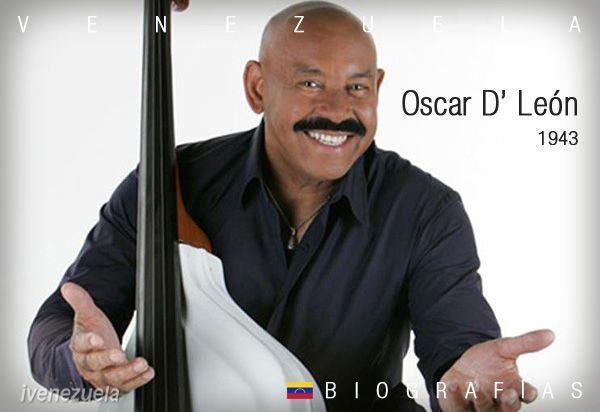 Oscar D León | Biografía | El Sonero del Mundo