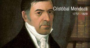 Cristóbal Mendoza   Biografía