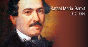 Rafael María Baralt   Biografía