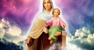 Día de la Virgen del Carmen