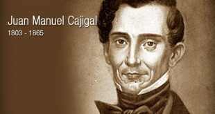 Juan Manuel Cajigal   Biografía