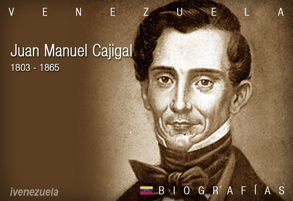 Juan Manuel Cajigal | Biografía