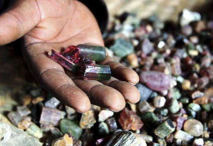 Coltán, oro y diamantes | Venezuela