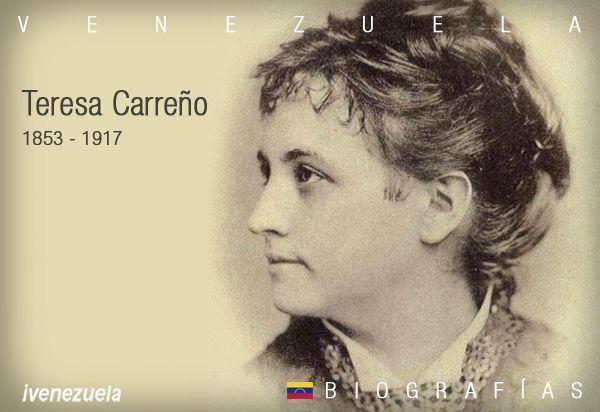 Teresa Carreño | Biografía | Pianista | Compositora