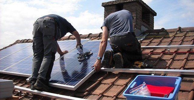 Paneles solares en hogares de Venezuela