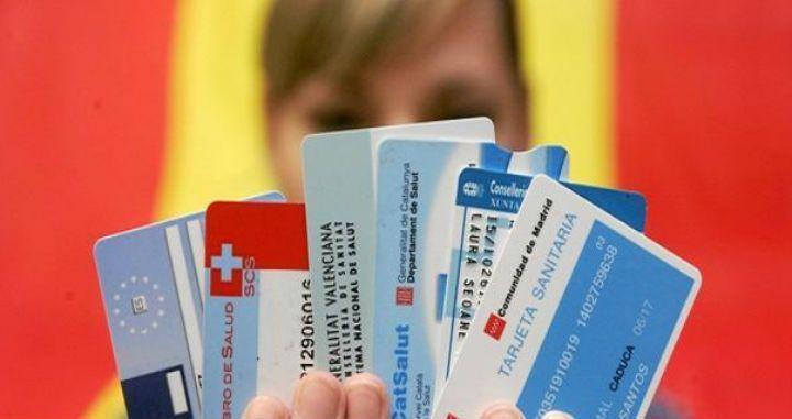 Como tramitar la tarjeta sanitaria