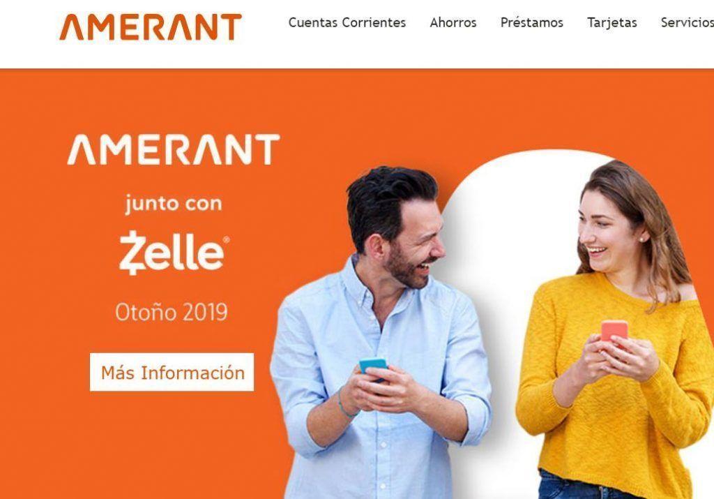 ¿Cómo usar Zelle con la cuenta de Amerant Bank?