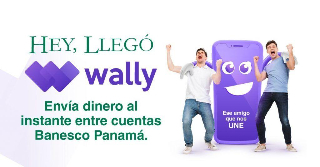 Qué es Wally de Banesco Panamá y como funciona